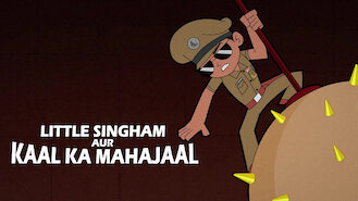 Little Singham aur Kaal ka Mahajaal (2018) on Netflix in the USA