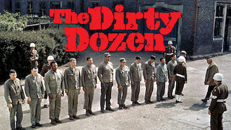 The Dirty Dozen (1967) on Netflix in the Netherlands