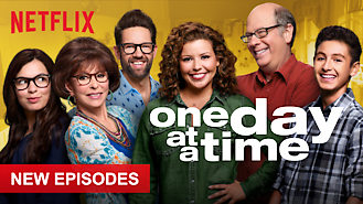 Is One Day at a Time on Netflix Denmark?